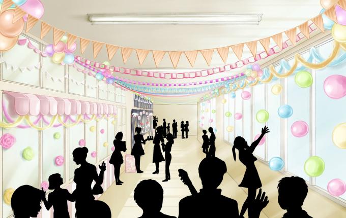 大学の文化祭